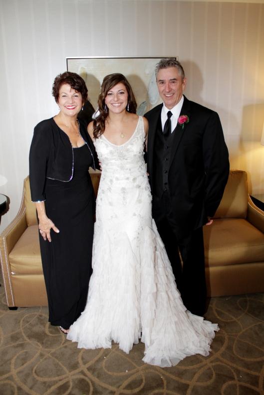 my amazing parents and I (photo by sarah sloboda)