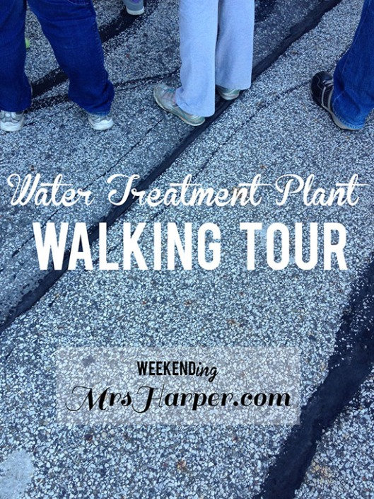 Westerly Water Treatment Facility Walking Tour